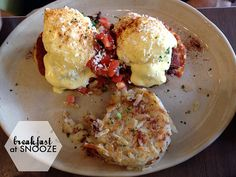Chilaquiles eggs Benedict