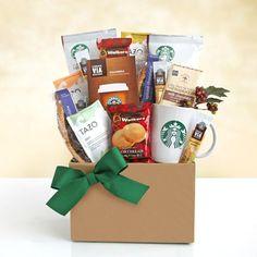 Give Thanks with Starbucks  bmpbaskets.labellabasket.com