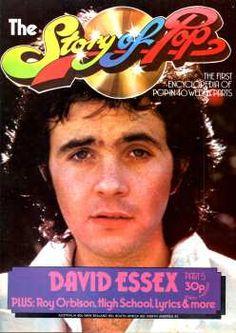 The Story of Pop with David Essex #70scomics