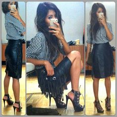 New sexy women stylish leather short and leather Skirt laces style pleated skirt Made to Measure