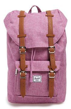 Herschel Supply Co. 'Little America - Mid Volume' Backpack Mesh Backpack, Backpack Bags, Canvas Backpack, Backpacks For Sale, Cute Backpacks, School Backpacks, Herschel Supply Co, Herschel Backpack, Stationary Items