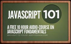 JavaScript | JavaScript 101 – A Free 10 Hour Audio Course On JavaScript ...