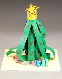 2013 Christmas Craft Kits Idea, Green Christmas tree craft kits for 2013  #Christmas #Craft #Kits #Idea  www.loveitsomuch.com