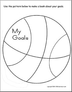 basketball goal essay What are the similarities and differences between soccer 1 basketball is the attackers primary task is to score goals on the other hand, in basketball all.