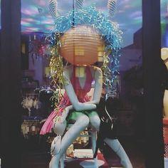 U nas karnawał pełną gębą! #disco #carnival #vm #visualwniewielkimmiescie #vitrine #visualmerchandising #lingeries #myshop #myjob #ilovelingerie #ilovemyjob #dopasujstanik #brafitting #biłgoraj #bra