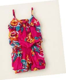 Friends and Family Sale   25% OFF Everything   The Children's Place #romper #fashion #summer