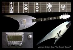 Jackson Custom Shop - The Roswell Rhoads