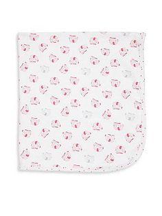 Egg Baby Baby's Cotton Reversible Blanket