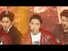 170119 EXO (엑소) - Lucky One (럭키 원) + Monster (몬스터) @ 하이원 서울가요대상 26th Seoul Music Awards [1080p] - YouTube