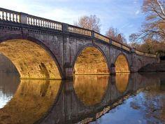 Why stone?   Bridge Valley Road stone bridge