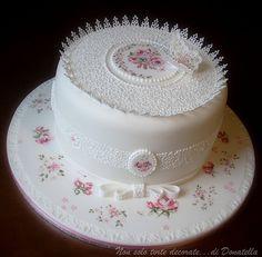 Mom's birthday cake by semalo63, via Flickr