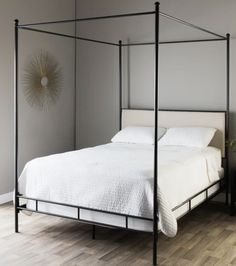 SUPER SALE: Our Favorite Bed Frame + How to Get the Look For Less #theeverygirl