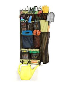 Love this Simply Stashed Green Sportsman Gear Pocket Organizer by Simply Stashed on #zulily! #zulilyfinds