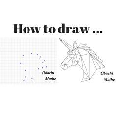 Die 23 Besten Bilder Von How To Draw Geometrische Tiere