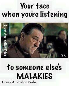 Greek Memes, Funny Greek, Greek Quotes, Greek Sayings, Greek House, Greek Life, Greek Language, Greek Culture, Greek Music
