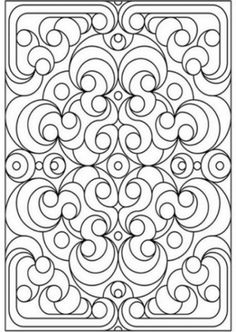 Geometric Patterns for Kids to Color - Coloring Pages for Kids - News - Bubblews
