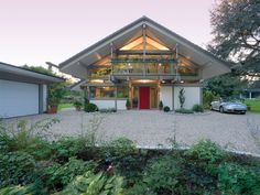 HUF Haus ART - das individuelle Architektenhaus aus Holz und Glas - HUF HAUS