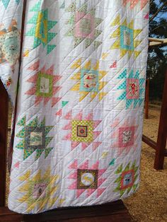 Patchwork n Play.: The Quilt with No Name!