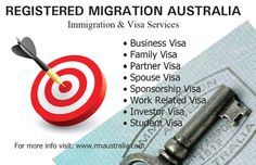 Australian temporary and permanent visa solutions. For employers, workers and partners contact the experts, Registered Migration Australia.