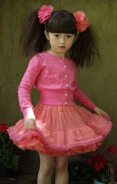 vestidos originales para niñas Archives - Página 3 de 5 • Minimoda.es