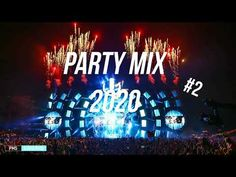 Part Mix 2020 #2 - YouTube Party Mix, Channel, Neon Signs, Youtube, Summer, Musik, Summer Time, Youtubers, Youtube Movies