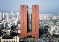 Kyobo Tower | Seoul, South Korea | Mario Botta Architetto