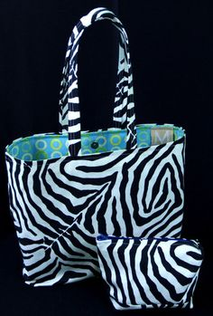 Bucket Bags are great! Must check them out! Matching Cosmetic Bag is included.#bags #totes #handmade #trendy #fashion
