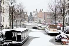 Amsterdam in the winter is on my travel list.