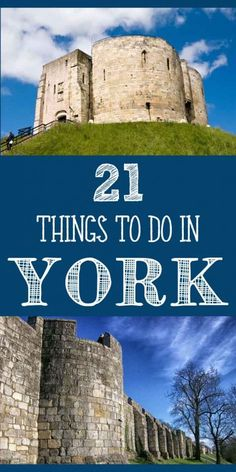 Things to do in York. There are so many amazing things to do in York, sometimes it is hard to know where to start. Have a look at my list of both the tourist attractions and where the locals go to have fun. With kids or just adults only. A great guide for tourists visiting the historic City of York in England. #York #VisitYork #England #castles #cathedrals #historic #heritage #Yorkshire