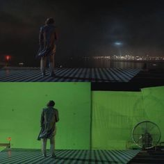 behind the scenes visual effects