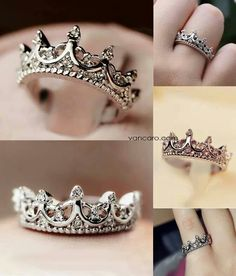 I want my husband to get this for our daughter as a purity ring to remind her that she is the daughter of the Holy King