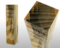 We created these beautiful handcrafted custom awards from 100% recovered Pine Beetle Wood (Denim Pine) sourced from devastated forests in the Okanagan British Columbia, Canada. The result is a stunning eco friendly and sustainable custom award design that can be appreciated for many years to come. #customTrophy #sustainableTrophy #ecoTrophies #sustainable #eco #ecoDesign