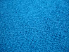 Close-up of huck lace by synemitchell, via Flickr