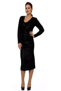 https://www.cityblis.com/11310/item/16474  Sequinned Midi Maternity Dress - $221 by Eva Alexander Maternity  The Sequined Midi Maternity Dress is as glamorous as it is sexy.  Perfect for that special evening engagement, this dress was designed to make you look gorgeous both during and after your pregnancy.  Made in 90% Rayon, 4% Spandex - detailed with sequins and fully lined, the extended side ruching cre...