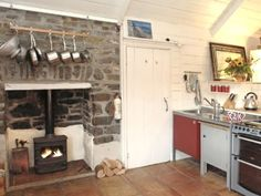 Old One Room English Cottage   Remote English Seaside Rental Cottage from the Movie Half Light with ...