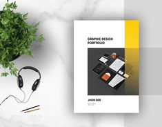 """Check out new work on my @Behance portfolio: """"Graphic Design Portfolio Template"""" http://be.net/gallery/63262707/Graphic-Design-Portfolio-Template"""