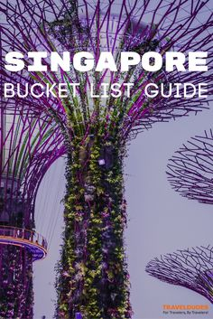 5 of the best things to do in Singapore. Top travel tips for exploring Asia.   Blog by Travel Dudes: Community for Travelers, by Travelers!