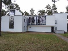 Kandinsky-Klee residence / Bauhaus Masters Houses, Dessau, 1925