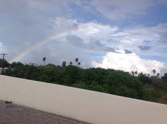 Hermoso cielo y arco iris photo by Mirna Guajardo
