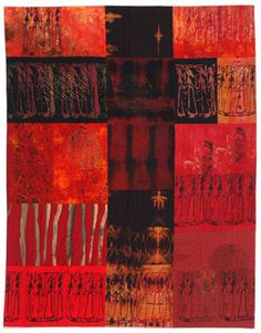Lost Rites (2004) | Linda Colsh |  H51 x W42 inches