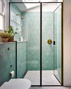 70 stunnning small bathroom remodel ideas on a budget 32 – Diy Bathroom İdeas House Bathroom, Bathroom Interior Design, Interior, Pastel Bathroom, Bathroom Trends, House Interior, Bathroom Decor, Small Bathroom Remodel, Tile Bathroom