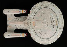 Star Trek Starships Collection Issue 1: Enterprise NCC-1701-D