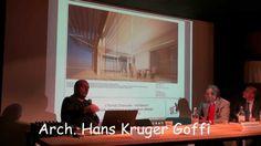 Arch. HANS KRUGER GOFFI - Il design fa rumore 2014