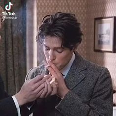 Hugh Grant Young, Young Celebrities, Celebs, Deep Strokes, Pacey Witter, Romantic Girl, Tv Quotes, Dream Guy, Man Alive