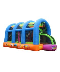 Look at this #zulilyfind! Arc Arena Sport Bounce House by KidWise #zulilyfinds