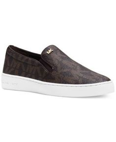 6eb7002508f4df Suede leather man-made patent leather upper Round closed-toe slip-on  sneakers Man-made sole…More Click visit link above to read
