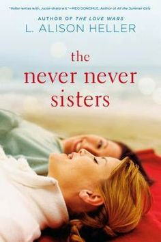 THE NEVER NEVER SISTERS by L. Alison Heller -- An absorbing, highly entertaining novel about family secrets, introducing you to the strong-willed and big-hearted Reinhardt women, as they reunite one summer in New York. Beach Reading, Love Reading, Best Beach Reads, Books To Read, My Books, Page Turner, Penguin Books, Book Nerd, Love Book