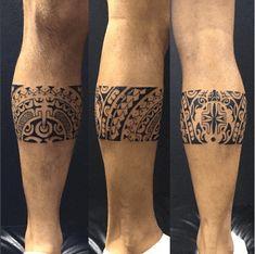 Leg Band Tattoos, Band Tattoos For Men, Best Leg Tattoos, Body Art Tattoos, Leg Sleeve Tattoo, Calf Tattoo, Forearm Tattoo Men, Armband Tattoo Meaning, Armband Tattoo Design