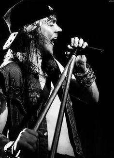 Axel Rose - Guns N Roses