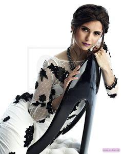 nina dobrev photoshoot fashion magazine - Google Search